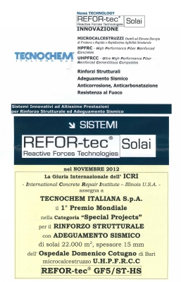 REFOR-tec FLOORS Newsletter