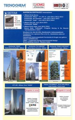 VHDRC Grattacieli Milano