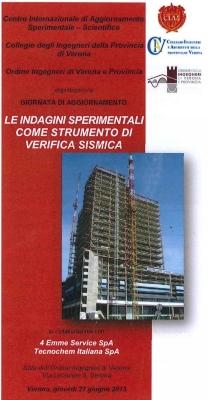 Seminario a Verona 27 Giugno 2013