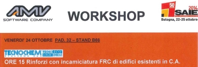 WORKSHOP 24 Ottobre 2014